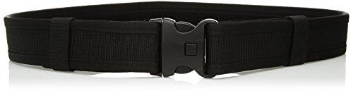 Tru-Spec Duty Belt, Tru-Gear Deluxe Nylon, Black, Medium (Tactical Belt Deluxe Duty)