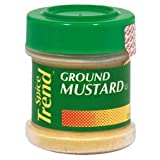 Spice Trend Mustard Ground, 0.65-Ounce (Pack of 6)