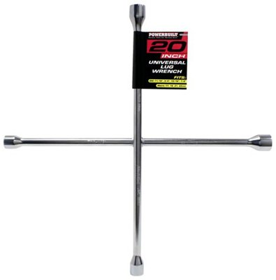 Alltrade Tools 940559 20'' Universal Lug Wrench - Quantity 12