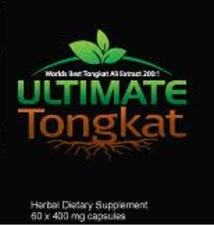ULTIMATE TONGKAT 200 Indonsian Testosterone product image