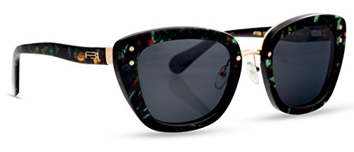 FBI Women's Cateye TAC Polarized Designer Sunglasses , 100% UV BLOCK, 14217 - Sunglasses Fbi