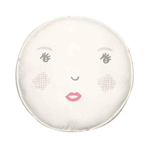 (Pehr Peek-A-Boo Girl Nursery Pillow)