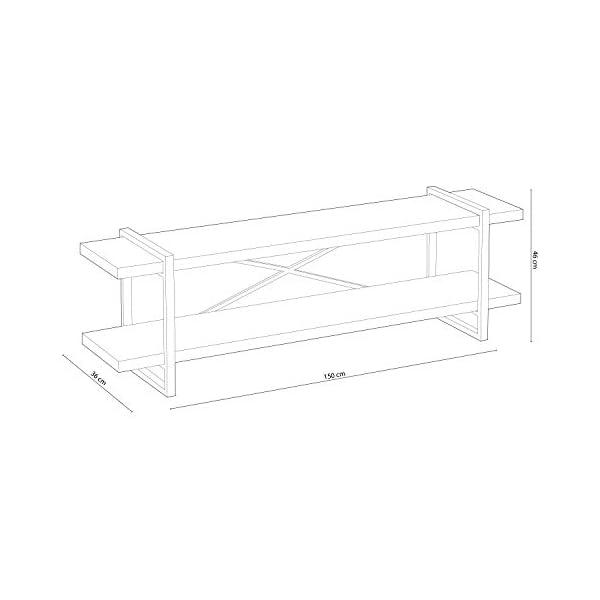 Adec - Plank  Mueble TV-5