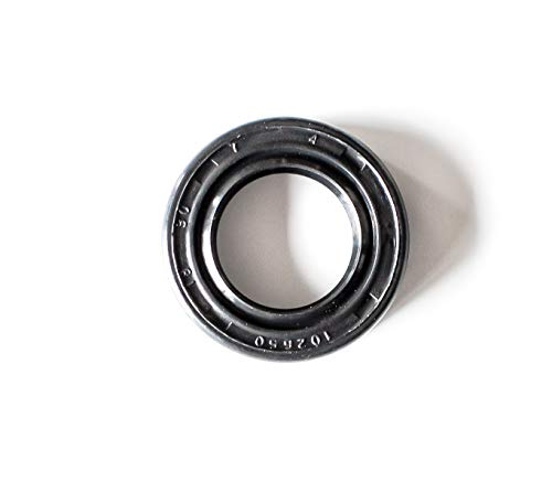 (Oil Seal 18X30X7 (2 PCS) Oil Seal Grease Seal TC | EAI Double Lip w/Garter Spring. Single Metal Case w/Nitrile Rubber Coating. 18mmX30mmX7mm | 0.709
