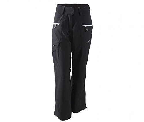 Ski De Angesa 44 Light Padded Pantalon Femme Black OFwq5O