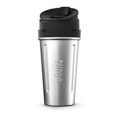 24 oz. Stainless Steel Nutri Ninja with Sip & Seal Lid (XSKDWSS24)