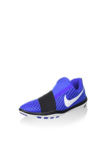 White Blue Cross Black Nike Free Training Connect Womens Shoe Running Athletic Racer AqvqfOwx