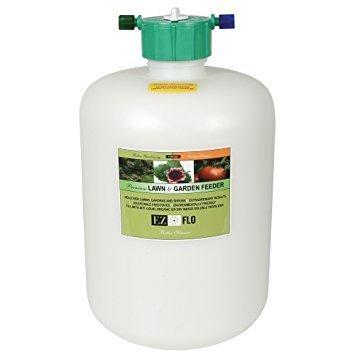 EZ Flo 2020-HB Garden Hose Fertilizer Injector w/Backflow Preventer - 2 Gallon
