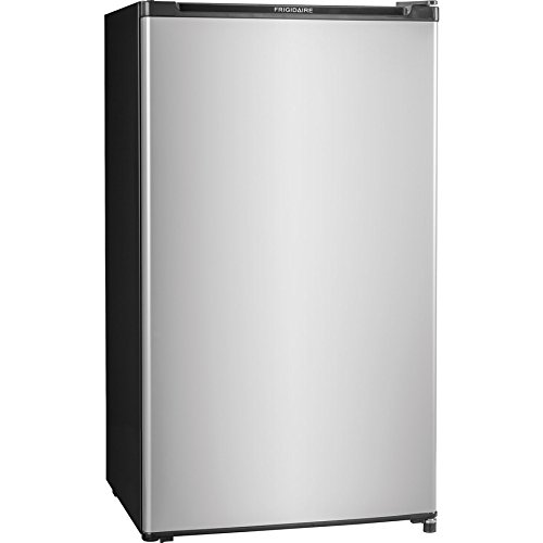 Frigidaire 3.3-cu ft Freestanding Compact Refrigerator (Silver Mist) ENERGY STAR by Frigidaire