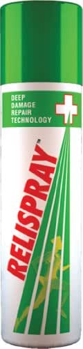 Relispray Pain Relief Spray For Elbow Pain, Backache, Muscle Pain, Knee Pain - 58 Gm - 1 Pack