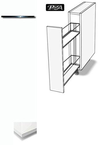 Premium-Ambiente ATUVWR41 Unterschrank Apothekerschrank FMDFA Breite 17cm, 81 Moro