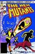 X-Men: New Mutants Classic, Vol. 1