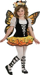 Monarch Butterfly Costume - Medium ()
