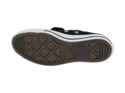 Converse Chuck Taylor All Star Dobbel Tunge Pledd Sneaker, 7, Svart
