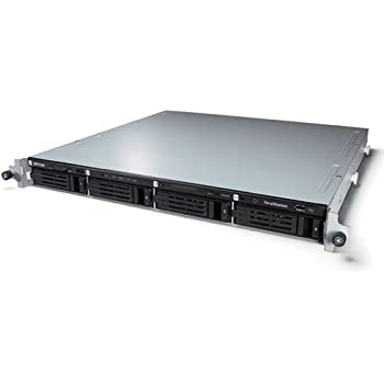 Buffalo TeraStation 3400 4-Drive 8 TB Rackmount NAS for Small Business (TS3400R0804)