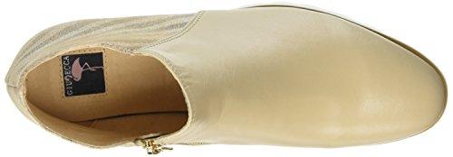 Giudecca Jycx15sb100-1 - Botas Mujer Elfenbein (Cream-colored)