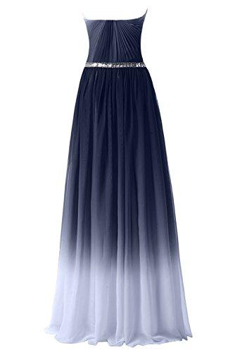 B Mehrfarbig 2017 Lang A Damen Chiffon Bride Cocktailkleider Gorgeous Linie Abendkleider Ballkleider Elegant Festkleider nA7ORxIZq