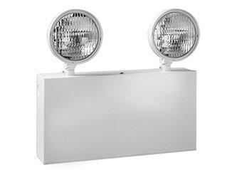 Compact Steel Emergency Light