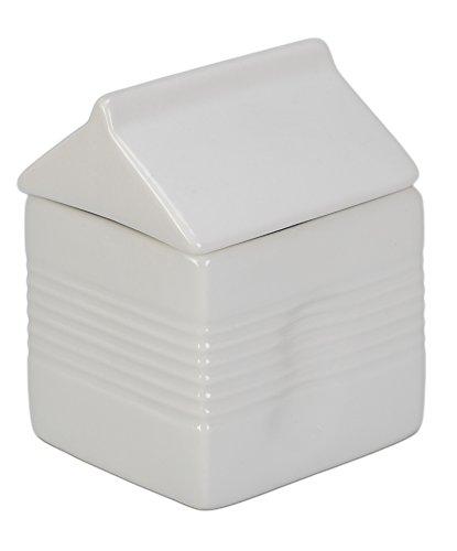 - BIA Cordon Bleu Sugar and Creamer Set (Square Sugar Container)