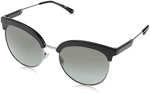 Emporio Sonnenbrille 500111 Black EA4102 Gunmetal Armani O07wrvxqO