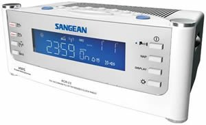 Sangean - Atomic Clock Radio
