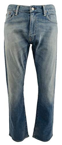 Polo Ralph Lauren Men's The Bootcut Stretch Jean-BLU-34Wx30L ()