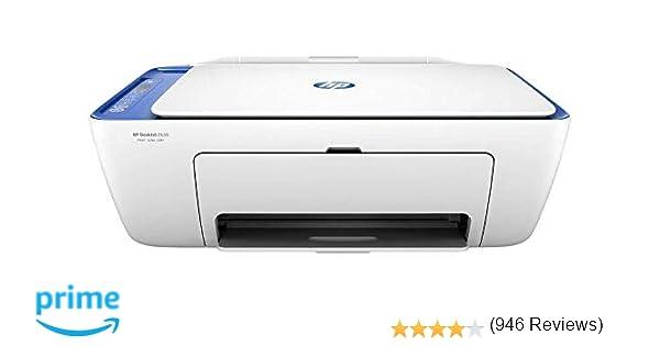 HP Deskjet 2630 - Impresora multifunción de tinta (imprime ...