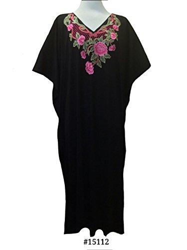 Fionalissa - Vestido - Sin mangas - para mujer negro