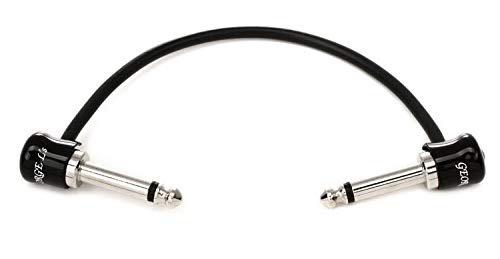 - George Ls Guitar Patch Cable - .5' Angle-Angle
