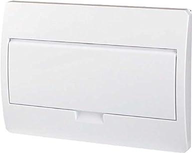 EATON BC-U-1/12-TW-ECO Caja de Empotrar, Grado de Protección IP40, Opaca Puerta, 12 UM, 13.0cm x 22.0cm x 31.5cm: Amazon.es: Industria, empresas y ciencia