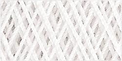 Aunt Lydia's Fine Crochet Thread Size 20-White Fine Crochet Thread
