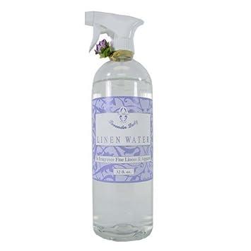 Lavanda Lady Leblanc lino agua en spray Botella 32 fl oz (1 Qt) 9