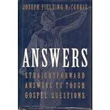 Answers, Joseph F. McConkie, 1573453552