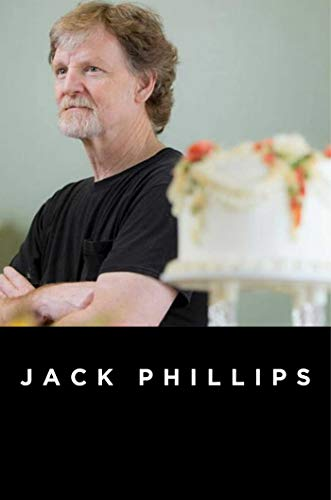 Book Cover: The Cost of My Faith: How a Decision in My Cake Shop Took Me to the Supreme Court