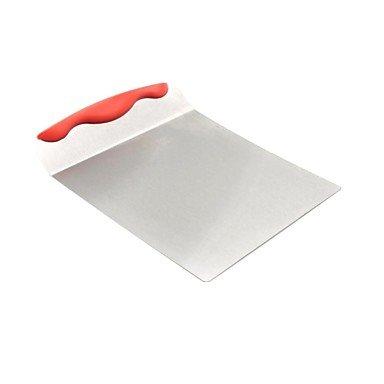FPP en acero inoxidable de 8 pulgadas Molde para pizza pastel Defensivo transferencia pala Panificadora biela