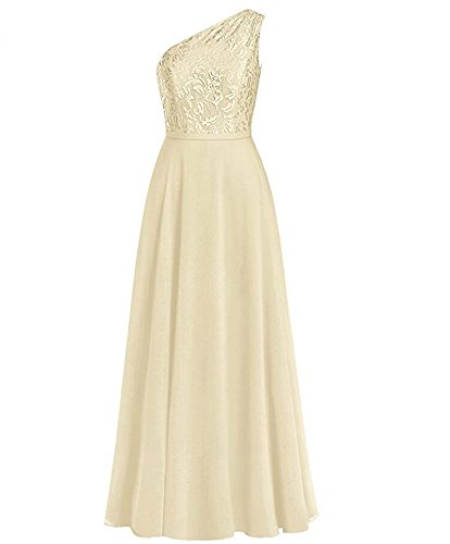 Linie KA A champagnerfarben Beauty Damen Kleid qtvzwnrqYE