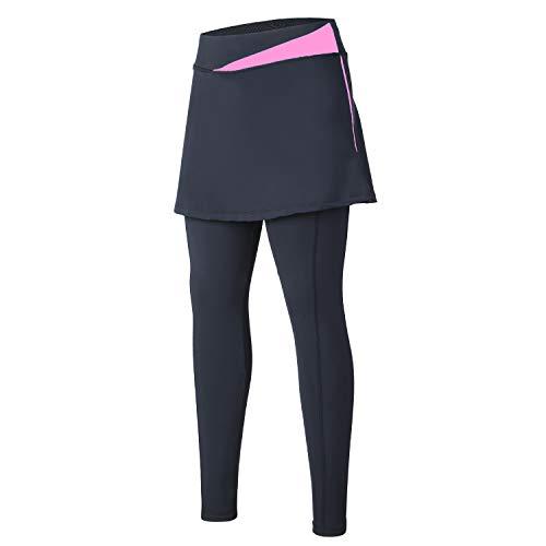 Padded Zip Pocket - Cycling Pants Tight Bike Legging