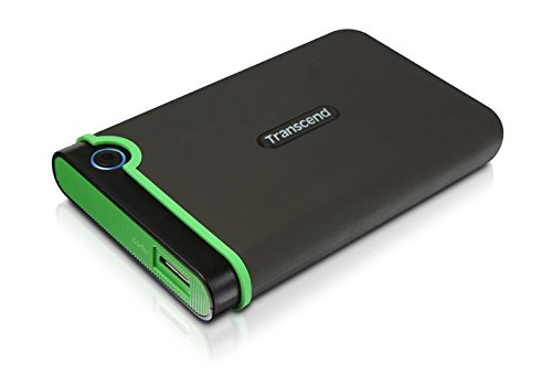 Transcend 1 TB StoreJet M3 Military Drop Tested USB 3.0 External Hard Drive by Transcend