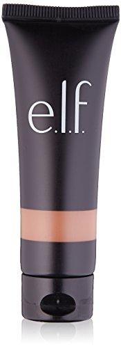 e.l.f. Cosmetics BB Cream, Light Coverage Foundation, UVA/UVB SPF 20 Protection, Dark, 0.96 Fluid Ounces (Best Bb Cream For Black Women)