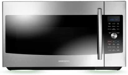 Samsung MC17F808KDT Over-The-Range Convection Microwave, 1.7 Cubic Feet