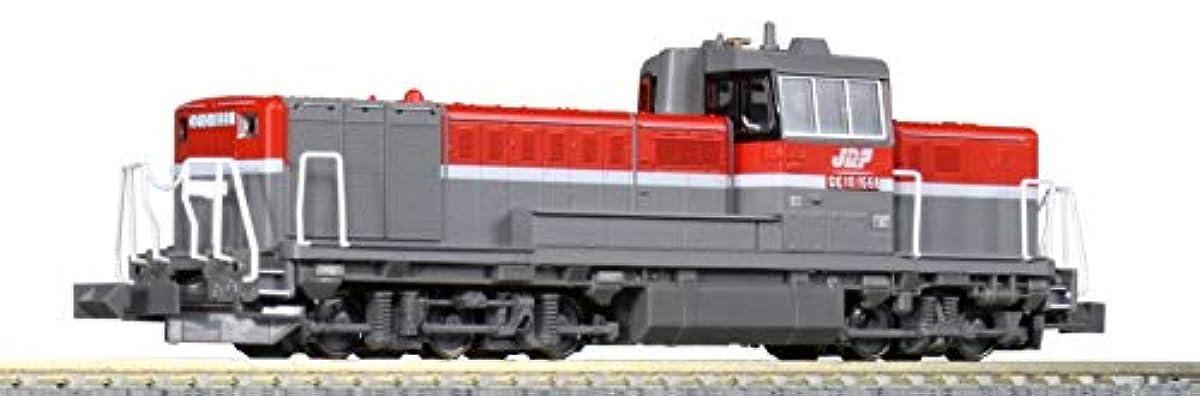 [해외] KATO N게이지 DE10 JR화물 갱신상 컬러 7011-3 철도 모형 디젤 기관차