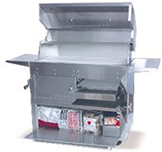 product image for Hasty-Bake Hastings 290C Stainless Steel Cart Model Charcoal Grill