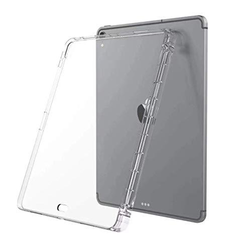 買い誠実 iPad Pro Pro 12.9インチ 12.9ケース 超薄型ソフトジェルTPUシリコンケースカバー iPad Pro 12.9インチ 2018用 2018用 (透明) B07M8LY3T2, JVG:d8f49e72 --- senas.4x4.lt