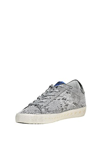 Sneakers Goose Grey Leather Golden MCGLCAK04009I Women's RHqwxXpS