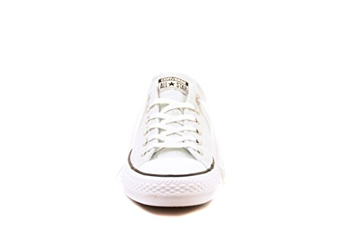 Converse Damen CTAS Sparkle Knit OX 553413C Turnschuhe Polar blue/Black/White