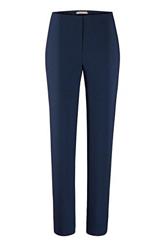 Donna Pantaloni Stehmann Marino Basic Straight Blu tgqw0d