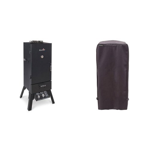 Char-Broil Vertical Liquid Propane Gas Smoker with Char-Broi