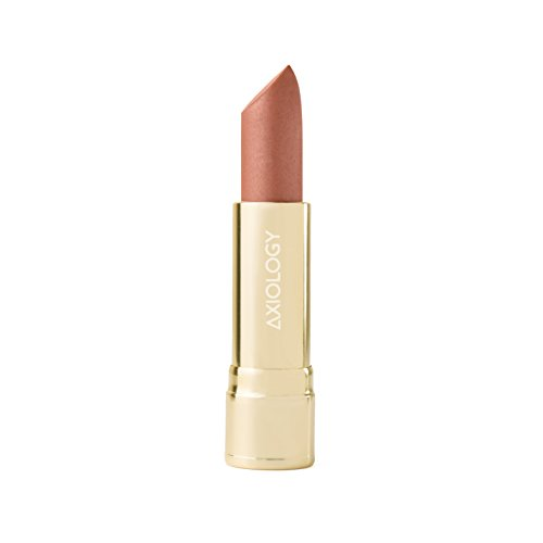 Axiology Organic and Natural Lipstick in The Goodness: Pale Pink Lipstick with Shimmer.