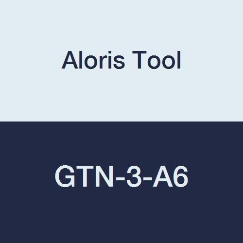 Aloris Tool GTN-3-A6 GT Style Wedge-Lock Carbide Cut-Off Insert