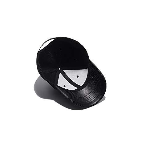 Amazon.com: Visera de la gorra de béisbol del bordado de la moda del sombrero de la lona de los hombres y de las mujeres: Clothing